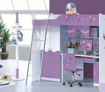 Фотография в Мебель и интерьер Производство мебели на заказ Артикул Де-024  В комплект входит:  Кровать, в Омске 21000
