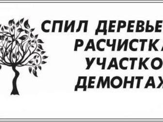 Уникальное фотографию Разные услуги Расчистка дачных участков, демонтаж строений 33492788 в Орехово-Зуево