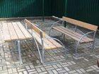 Просмотреть фото  Скамейки и столики для дачи Арзамас 39719134 в Арзамасе
