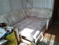 Продам угловой диван (б/у) Продается угловой диван, бывший в употреблении, механ