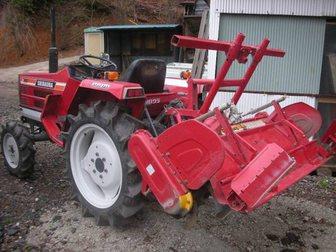 Скачать фотографию  Трактор SHIBAURA P19F 32700292 в Орле