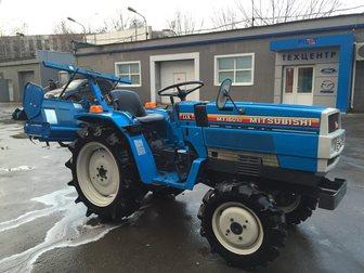 Увидеть изображение Спецтехника Трактор Mitsubishi MT1601 32700697 в Орле
