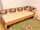 Просмотреть фотографию Отдам даром Продаются две односпальные кровати с матрасами, с мягкими спинками по 6000 рублей каждая 32730509 в Оренбурге