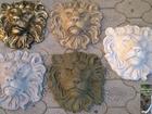 Изображение в Мебель и интерьер Антиквариат, предметы искусства Размер 45х45 см, материал 3д фибробетон, в Краснодаре 2000