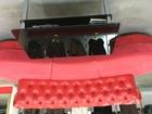 Фото в   Диван красный большой с эко кожи в Оренбурге 50000