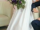 Скачать foto  продам свадебное платье б/у 5000 рублей 39777054 в Оренбурге