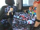 Детский органайзер (чехол) и столик в машину