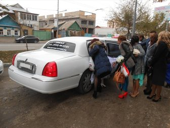 Свежее фото Авто на заказ Прокат и аренда лимузина на свадьбу, девичник, роддом, день рождения в Оренбурге 32491750 в Оренбурге