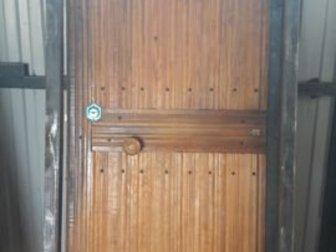 Дверь входная с рамкой ,металл 5,под проём на 90 в Оренбурге