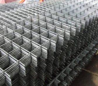 Фото в Строительство и ремонт Строительные материалы Из проволоки 3, размер ячейки 50*50 мм, 100*100 в Оренбурге 65