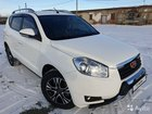 Geely Emgrand X7 2.0МТ, 2015, 60000км