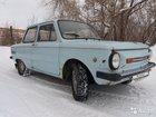 ЗАЗ 968 Запорожец 1.2МТ, 1986, 60429км
