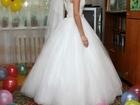 Скачать фото Разное Девушки, продаю своё красивое свадебное платье, ! 36929288 в Партизанске