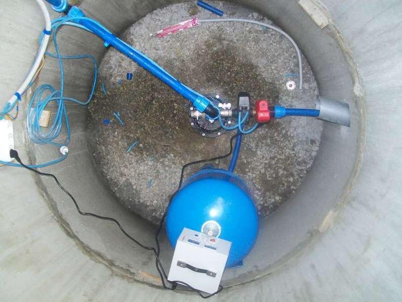 Обустройство скважины на воду своими руками видео