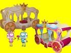 Просмотреть фото Мебель для детей Золушка ФК кровать-карета 37540065 в Пензе