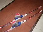 Скачать изображение Спортивный инвентарь Лыжный комплект: лыжи (150см) и ботинки размер 35 на липучках, 37851690 в Пензе