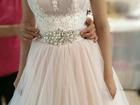 Смотреть фото Свадебные платья Продаю свадебное эксклюзивное платье 40520296 в Пензе