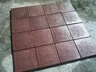 Просмотреть изображение Строительные материалы Полимерпесчаная тротуарная плитка, бордюры в Пензе 69097595 в Пензе