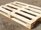 Смотреть изображение  Купим деревянные поддоны разного размера и сортов, а также лом поддонов 70260852 в Пензе