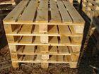 Увидеть фотографию Разное Организация на постоянной основе продает деревянные поддоны всех видов, размеров 70260878 в Пензе