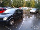 Ford Fusion 1.4МТ, 2005, хетчбэк