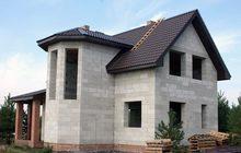 Построить дом из пеноблоков в Пензе - наша работа