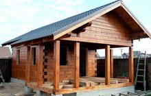 Баня и срубовой дом под ключ Пенза