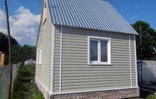 Строительство домика для дачи недорого под ключ в Пензе
