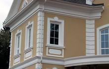 Штукатурка фасада с утеплением в Пензе, штукатурим стены
