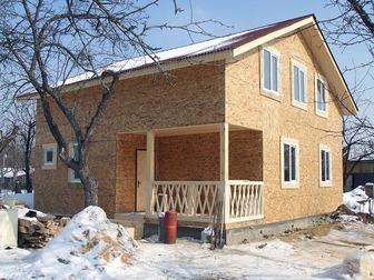 Новое foto  Построим коробку каркасного дома в Пензе 34040830 в Пензе