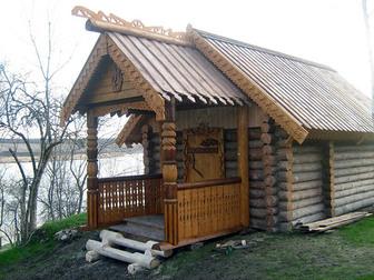 Новое foto  Строить бани и срубы в Пензе умеем мы, дома, коттеджи, дачи 34245731 в Пензе