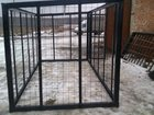 Фото в Мебель и интерьер Мебель для дачи и сада Вольеры для собак, птиц (размеры наружные) в Перми 22000
