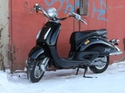 Изображение в Авто Скутеры Продам скутер Honda Joker 50cc.   Представляет в Перми 60000