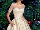 Фото в Одежда и обувь, аксессуары Свадебные платья Нежное платье от ведущего российского дизайнера в Перми 17000