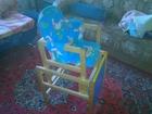 Фото в Для детей Детская мебель Стол и стульчик (трансформер). Для детей в Перми 1200