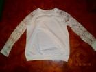 Скачать фотографию Детская одежда Белая кофта новая 36607474 в Перми
