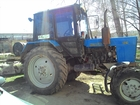 Уникальное фото  Трактор с щеткой с влажной уборкой 36725015 в Перми