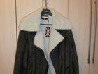 Уникальное фотографию Женская одежда Куртка теплая с мехом Англия 37179545 в Перми