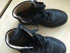 Изображение в Для детей Детская обувь Ботинки Ferre, Нат кожа, практически новые, в Перми 3000