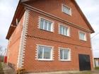 Смотреть фото Продажа домов Продаётся 2-х этажный кирпичный дом в п, Куеда Пермского края 37538068 в Перми
