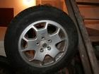 Фотография в Авто Колесные диски Колёса 255/60/R18, зимние шипованные шины, в Перми 14000