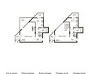 Продается 3-ком квартира . Квартира расположена на 21 этаже