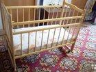 Кровать детская   ортопедический матрас