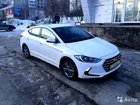 Hyundai Elantra 1.6 AT, 2016, 76 000 км