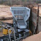 Питатель вибрационный АПВ-12 с бункером
