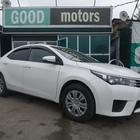 Toyota Corolla, 2013, 122 л, с, цвет белый