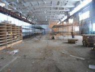 Аренда складского помещения 500м2 Холодный склад на 1-ом этаже в центре Перми бе