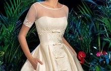 Свадебное платье от Татьяны Каплун