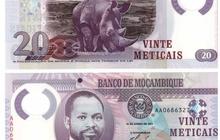 Банкнота Мозамбик - 20 метикалов 2011 года Полимерная