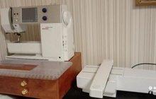 Швейно - вышивальная машина